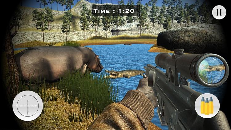 Island Animal Survival Hunter