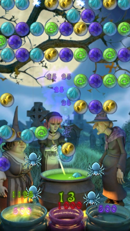 Bubble Witch Saga screenshot-4