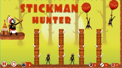 Stickman Hunter 2018