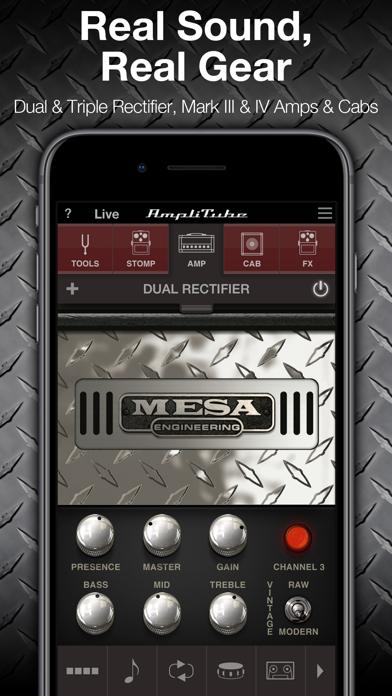 AmpliTube MESA/Boogie