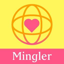 Mingler-Interracial Dating App