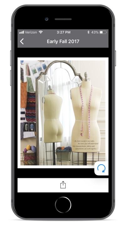 Vogue Knitting screenshot-3