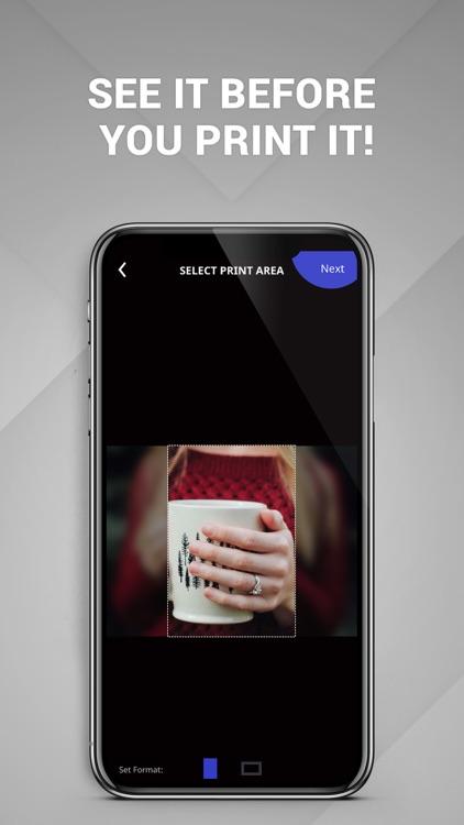 Polaroid Snaptouch screenshot-3