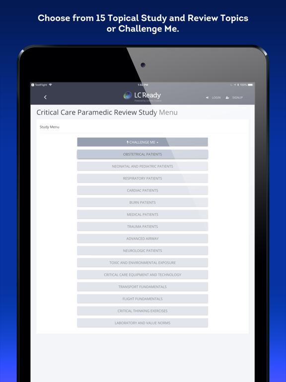Critical Care Paramedic Review | App Price Drops