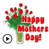 Animated Flowers For Mothers