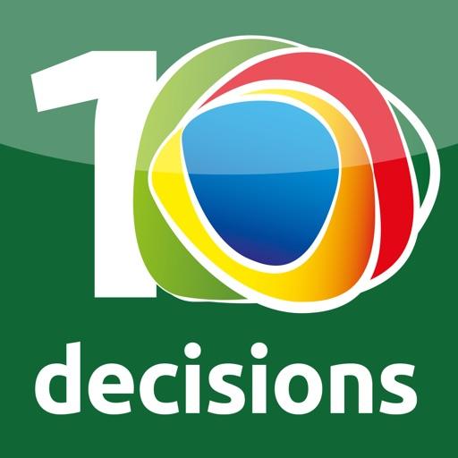 Camarero10 Decisions