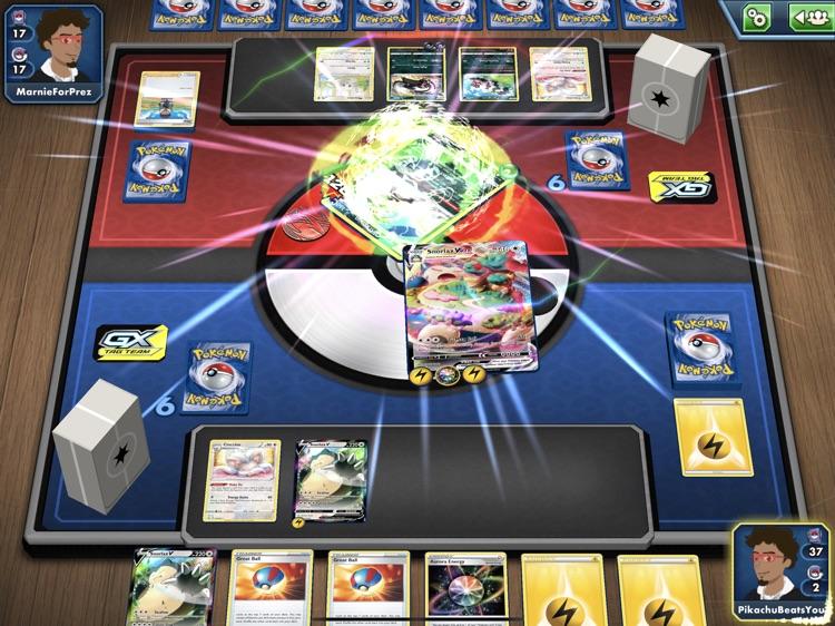 Pokémon TCG Online screenshot-3