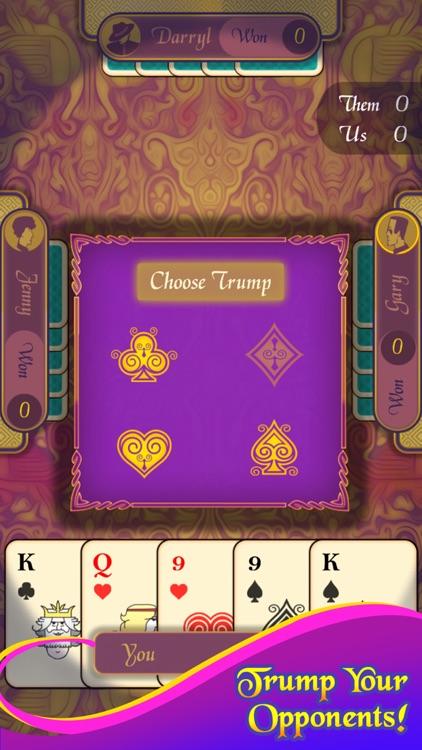 Euchre: Card Game screenshot-3
