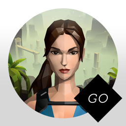 Ícone do app Lara Croft GO