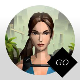 Ícone do app Lara Croft GO