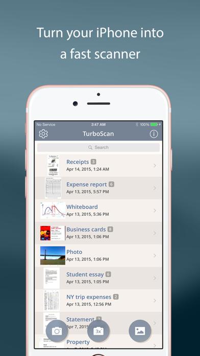 download TurboScan™ Pro: PDF scanner apps 1