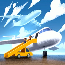 Airport Inc. Idle Tycoon Game