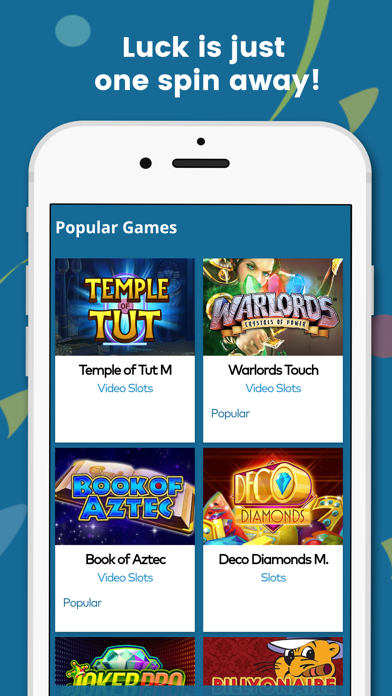 Yeti Casino Games screenshot two