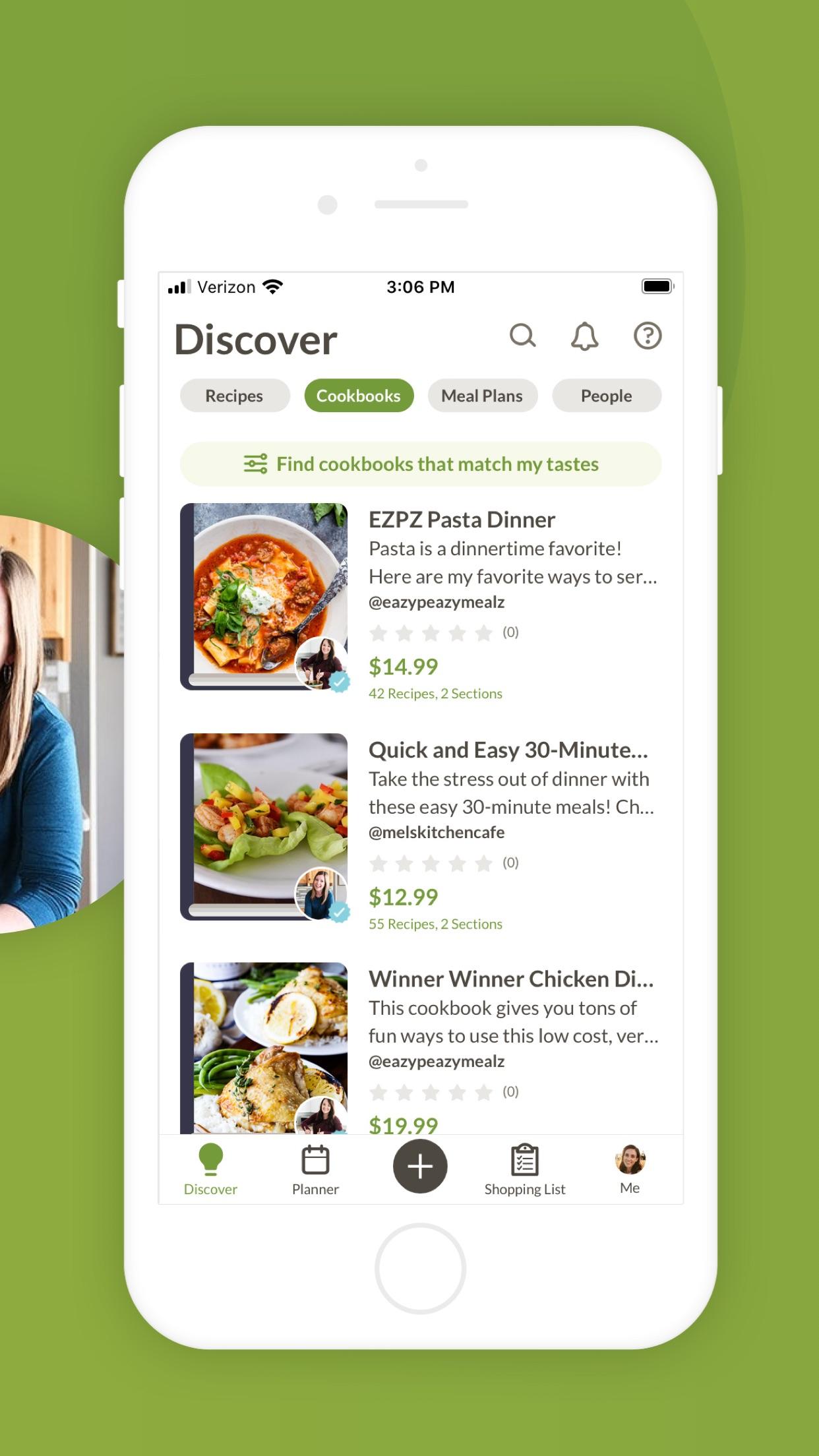 Screenshot do app Prepear