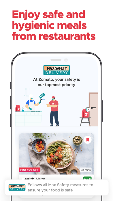 Download Zomato: Food Delivery & Dining for Android