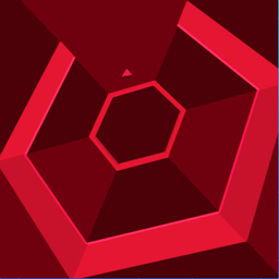 Ícone do app Super Hexagon