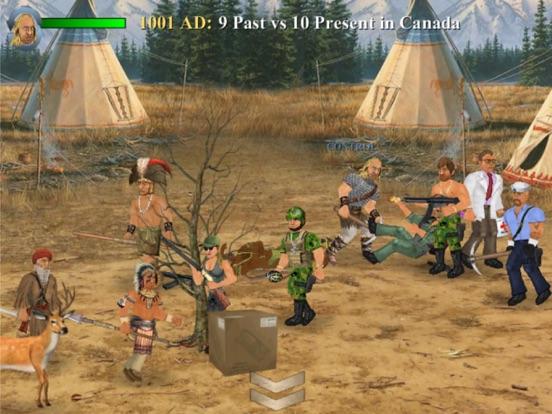 Back Wars HD screenshot 8