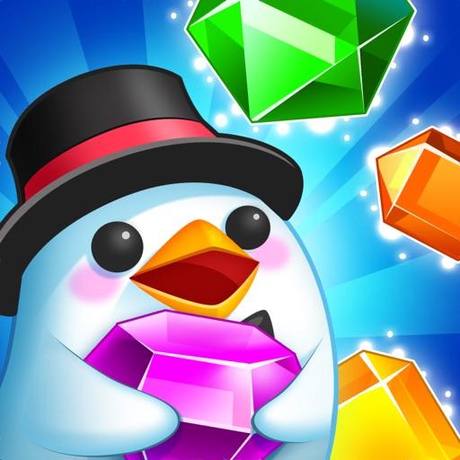 Jewel Ice Mania: Match3Puzzle!