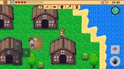 Survival RPG:El tesoro perdidoCaptura de pantalla de10