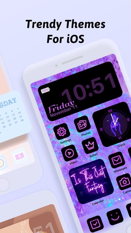 Widget Art-Themes Icon Changer