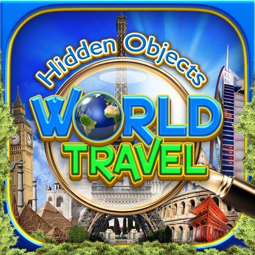 Hidden Object World Travel Pic