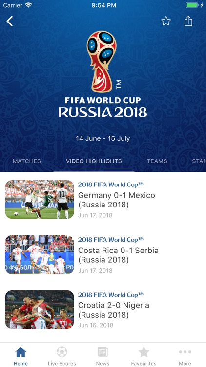 2018 FIFA World Cup Russia™ screenshot-3