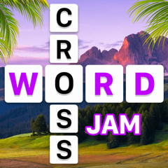 Crossword Jam - Fun Word Games