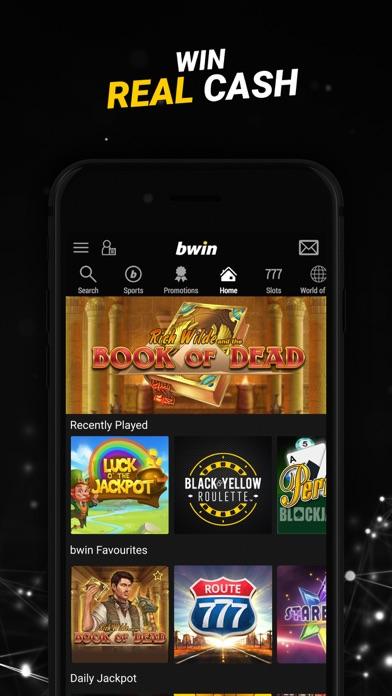 bwin Live Casino Games screenshot three