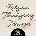 Religious Thanksgiving Message