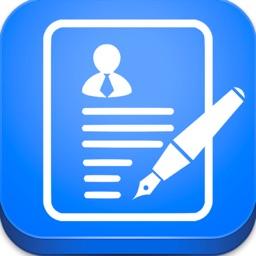 CV Builder - Resume & CV Maker