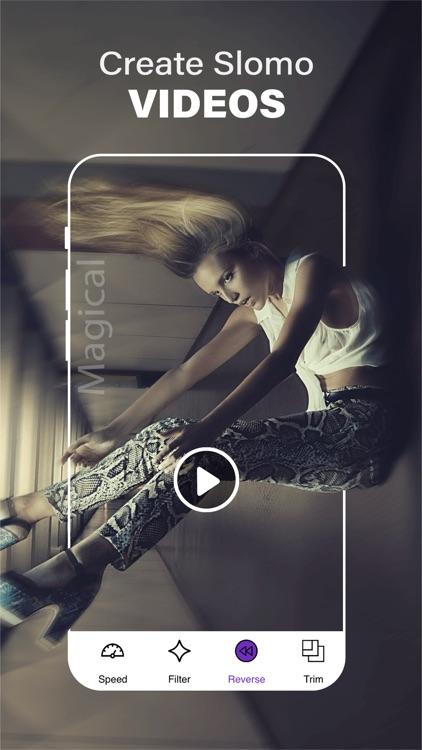 Slow Motion Video Edit