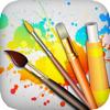 Zeichenbrett: Zeichnen & Malen