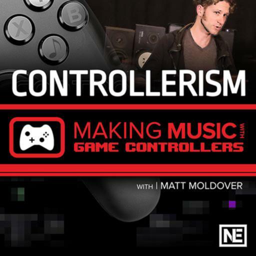 Making Game Controller Music