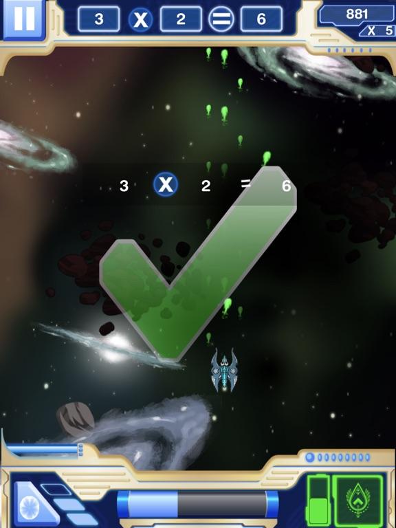 Math Evolve: A Fun Math Game screenshot