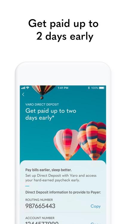 Varo Mobile Banking screenshot-8