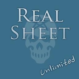 Real Sheet: NWOD Mage ∞