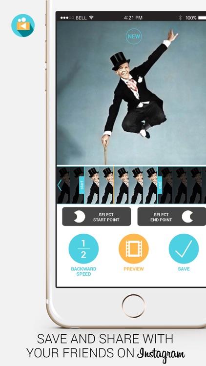 Backward Video Playback + screenshot-4