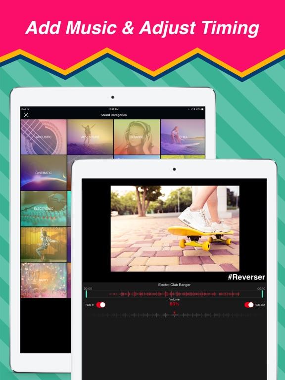 Reverser Camera Loop Repeator Screenshots