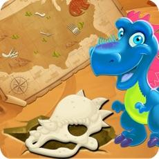 Activities of Archaeologist Dinosaur Digging
