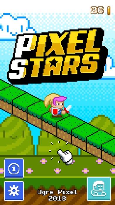 Screenshot 1 Pixel Stars