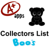 Collectors List - Boo's List