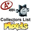 A+ Apps - Collectors List - for Mixels artwork