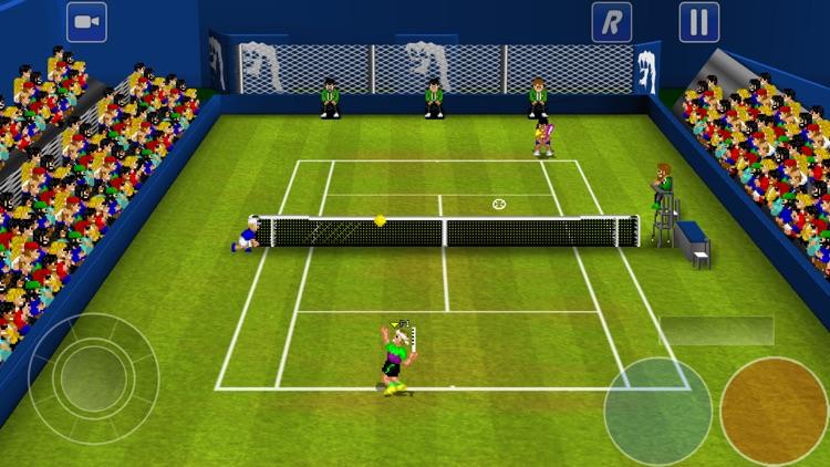 Tennis Champs Returns screenshot-0