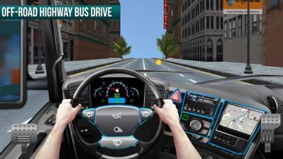 City Coach Bus Driving HW screenshot two