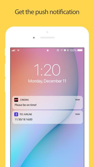 Pass2U Wallet - cards/coupons Screenshot