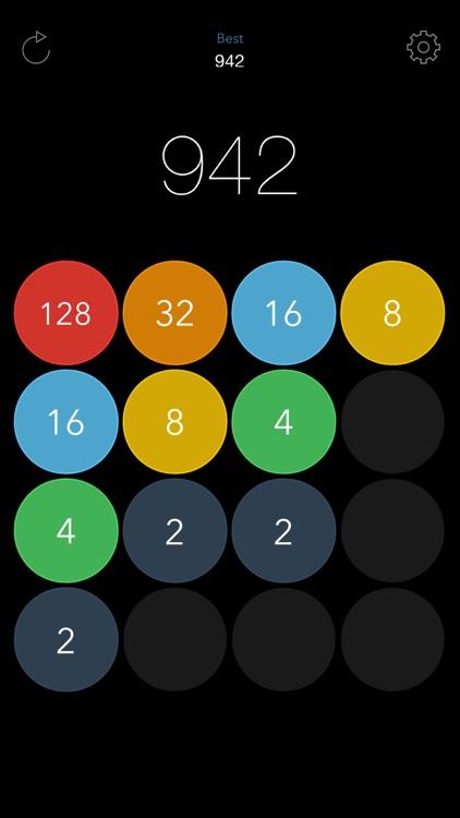 Swipe 2 - 2048 Puzzle Game screenshot-3