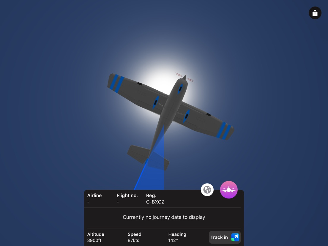 Plane Finder 3D - App voor iPhone, iPad en iPod touch - AppWereld