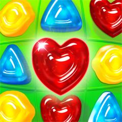 Gummy Drop! Match 3 Puzzles