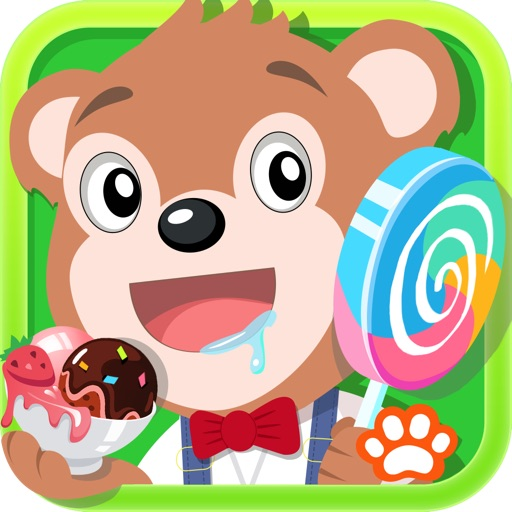 Sweet Candy Maker - Uncle Bear