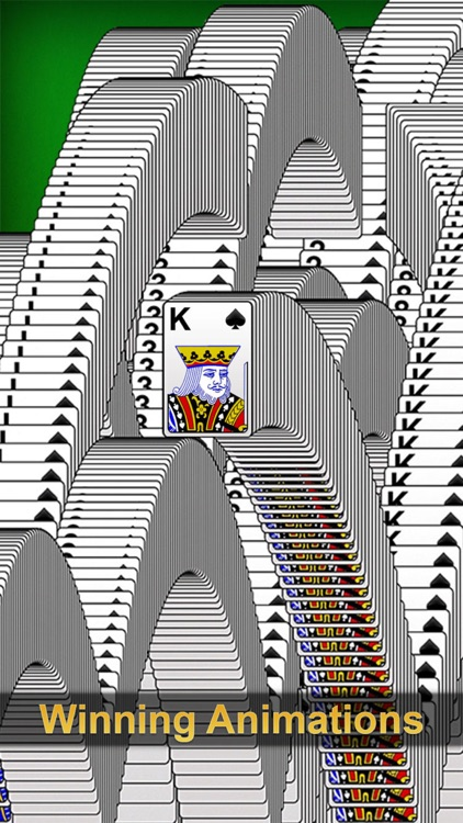 FreeCell Solitaire Pro ▻ screenshot-4